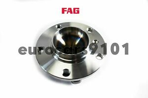 Mini Cooper Countryman FAG Rear Wheel Bearing and Hub  573560.01B 33409813210