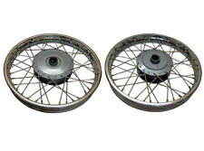 Royal Enfield Front & Rear Wheel