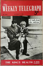 The Weekly Telegraph No. 4670 The King's Health by Helen Cathcart 27 Oct 1951