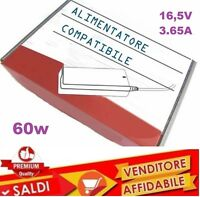 Alimentatore COMPATIBILE 60W per Apple MacBook Pro notebook MagSafe 16,5V 3.65A