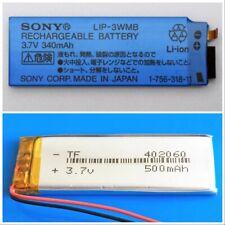 Sony Minidisc MZ N10 Battery lipo Li-ion 500mah NEW