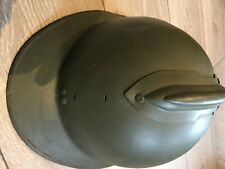 More details for wwii french or belgium helmet