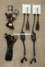 55W R2 LOW BEAMS 6000K 9006 HB4 RELAY XENON HID KIT 96-99 FOR ECLIPSE SPYDER