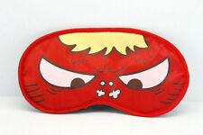 Sleep Masks eye mask Lovely proud funny sleeping red AB07