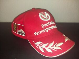 Michael Schumacher Collection Personal Marlboro F1 2000 Ferrari Cap