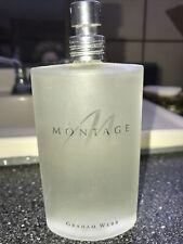Montage Graham webb Perfume New 2.5 Oz