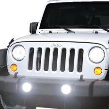02 & Up Jeep Liberty High Beam Fog Light Kit Fits Patriot, Compass & Wrangler