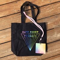 KATY PERRY THE PRISMATIC TOUR 2014 TOTE BAG & LAMINATE LANYARD: ONE OF THE BOYS