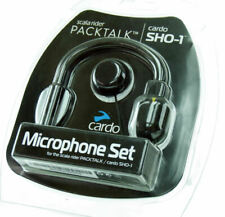 Cardo Scala Rider Microphone for PACKTALK & SHOT-1 Suitable for SHOEI Helmets