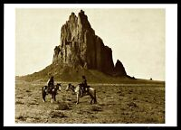 ⫸ 959 Postcard – Shiprock, Navajo Reservation, New Mexico NM 1909 Photo – NEW