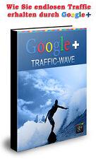 Google+ Traffic Wave - Ebook (PDF & Word) & Bonus - PLR/Reseller-Projekt