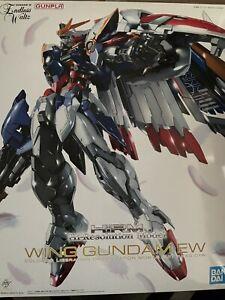 MG 1/100 HiRM Hi-Resolution Model Wing Gundam EW MODEL KIT Premium Bandai PB