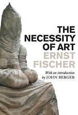 """""""VERY GOOD"""" Ernst Fischer, The Necessity of Art, Book"""