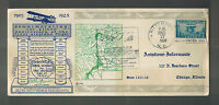 1928 USA Kitty Hawk NC 25th Anniversary of first Flight by Wright Brothers Signd