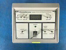 Omnichrome Ar1 Argon Laser Remote Controller 30day Warranty