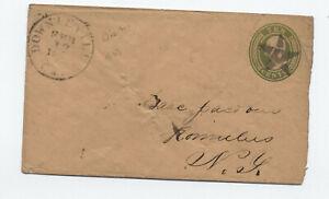 1850s Downieville CA 10 cent nesbitt fancy star cancel [6026.7]