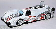 AUDI r18 e-tron quattro 24h Le Mans 2012 McNish KRISTENSEN CAPELLO 1:43