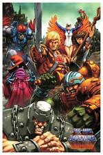 He-Man *POSTER* Master of the Universe *AMAZING* MOTU He Man MOTU Evil Horde