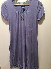 Women's Pjs Camisole/sleepshirt SimplyVera by VeraWang Intimates Small blue