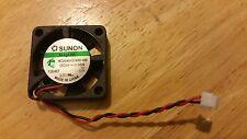 Sunon Maglev Mini Ventilador 5v DC 0.38W MC25060V2-0000-A99