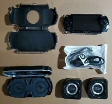 Sony PSP 1001 Black Console w/ 6 games & great accessories