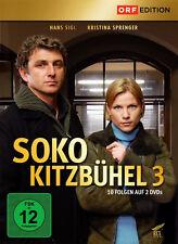 2 DVDs * SOKO KITZBÜHEL Staffel 3 , FOLGE 21- 30 # NEU OVP %