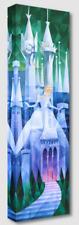 Disney Fine Art Treasures Canvas Collection Cinderella's Castle- Tom Matousek