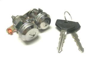 DL-41 Door Lock Set w/ Keys
