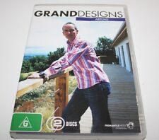 Grand Designs Abroad Dvd TV Series 2 Disc Set