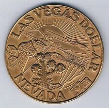 Las Vegas Dollar Jaycees Entertainment Capital Of The World  Casino Center Coin