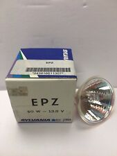 Sylvania Epz 13.8V 50W Av/Photo Projector Lamp Obsolete Delister Mad No Longede