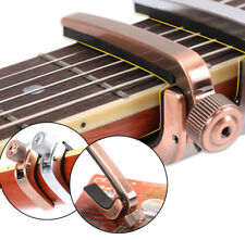A007J Clip Guitar Capo Key Clamp For Acoustic Electric Guitar String Instrument