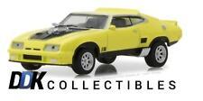 GREENLIGHT 29947 1973 FORD FALCON XB CUSTOM YELLOW / BLACK DIECAST CAR 1:64