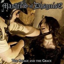 Savage & The Grace - Masters Of Disguise (2015, CD NIEUW)
