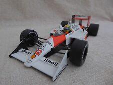 Minichamps 1:18 1988 McLaren MP 4/4 Ayrton Senna 540 881812 avec autocollants