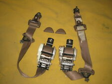 NISSAN 300ZX SEAT BELTS  BROWN COLOR 1984-1989