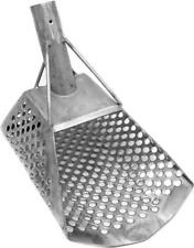 Sand Scoop for Metal Detecting Stainless Steel Shovel Large Beach Water Hunting
