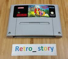 Super Nintendo SNES The Addams Family - Pugsley's Scavenger Hunt PAL