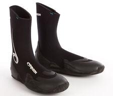 Typhoon Vortex 5mm GBS Round Toe wetsuit surf boot size UK 11, great grippy sole