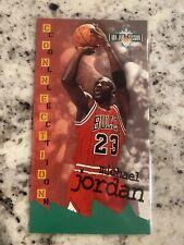 1995-96 1995 NBA JAM SESSION MICHAEL JORDAN #13 COLLECTION CONNECTION BULLS