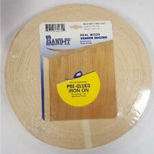 Band It White Maple Real Wood Veneer Edging 7/8 in. W x 250 ft. L