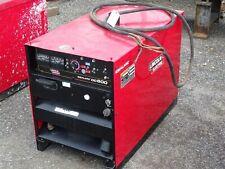 Lincoln Idealarc Dc Multiprocess Welder Power Source Cccv 230460v Dc 600