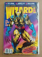 WIZARD NO. 19 March 1993 The Guide to Comics FREE SHIPPING
