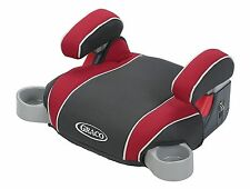 Graco Turbobooster - Youth Booster Seat - Chili Red Fashion