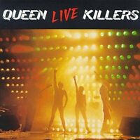 QUEEN - LIVE KILLERS (CD) Sealed