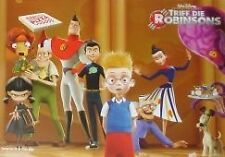 MEET THE ROBINSONS - Lobby Cards Set - WALT DISNEY - Animation