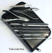 Nail Care Gift Set Manicure Pedicure Nail file hand clipper scissor NATRA