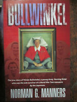 Biography of Vivian Bullwinkel Australian WW2 POW Nurse book