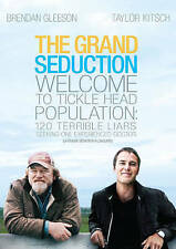 DVD The Grand Seduction (DVD, 2014, Canadian) English French Widescreen NEW