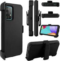 For Samsung Galaxy A52 5G Heavy Duty Case Shockproof Holster Clip fit Otterbox
